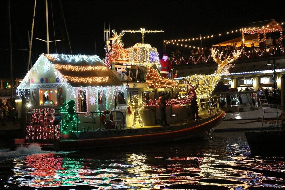 Key West Christmas Parade 2019.Things To Do In December Attractions In Key West