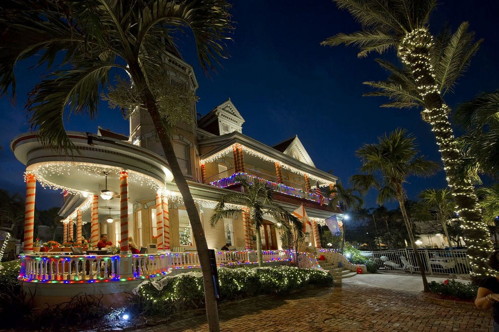 Holiday Attractions: Attractions in Key West