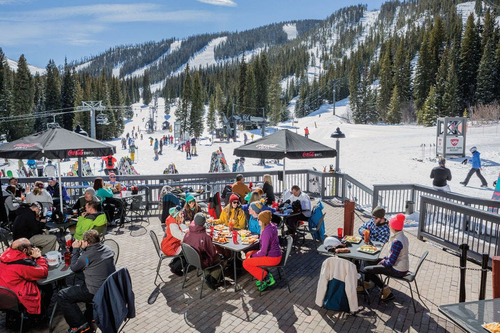 These are the best ski resorts in North America