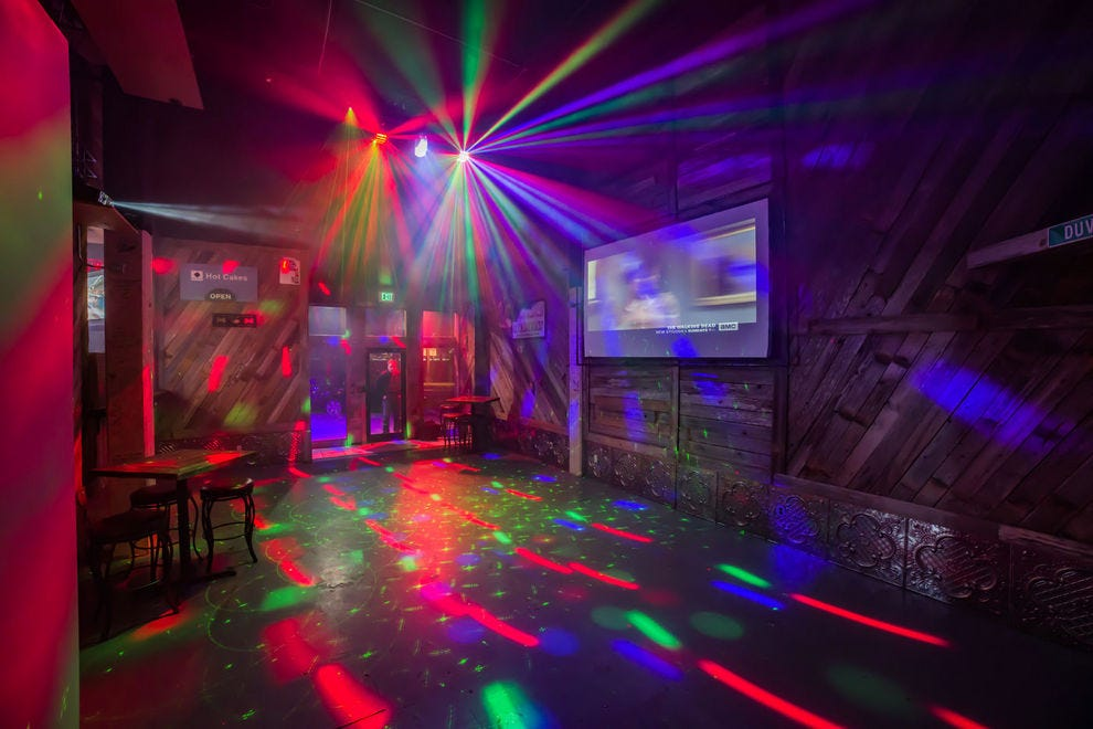 Steamboat Springs visitors can hit the dance floor at Double Diamonds Bar