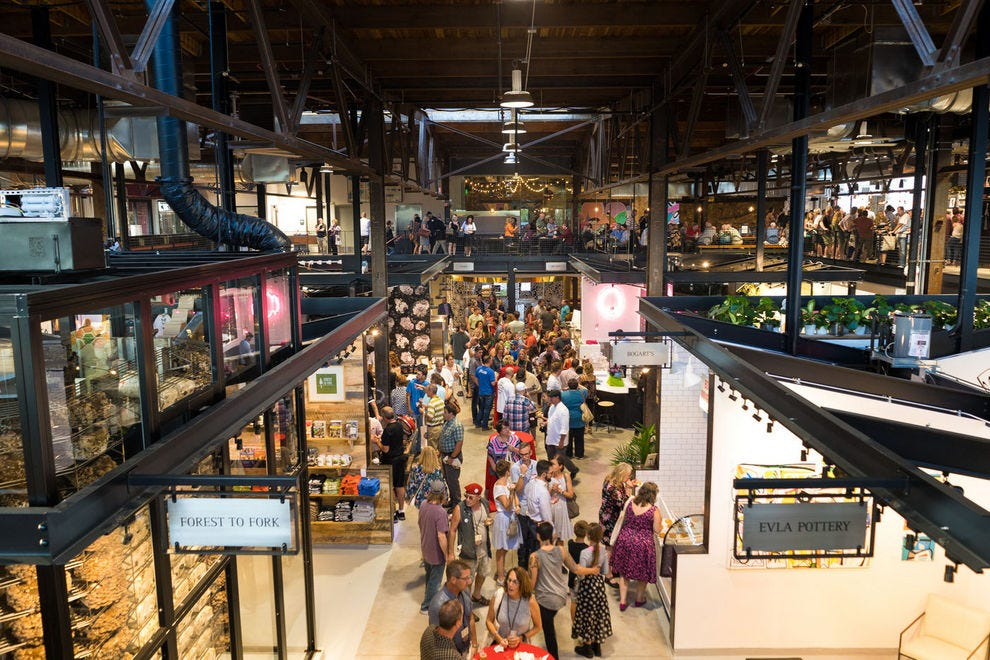 The food hall trend is alive and well, but which is the best?