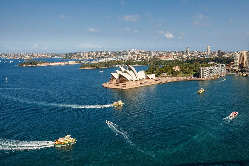 How to experience the heart of Sydney
