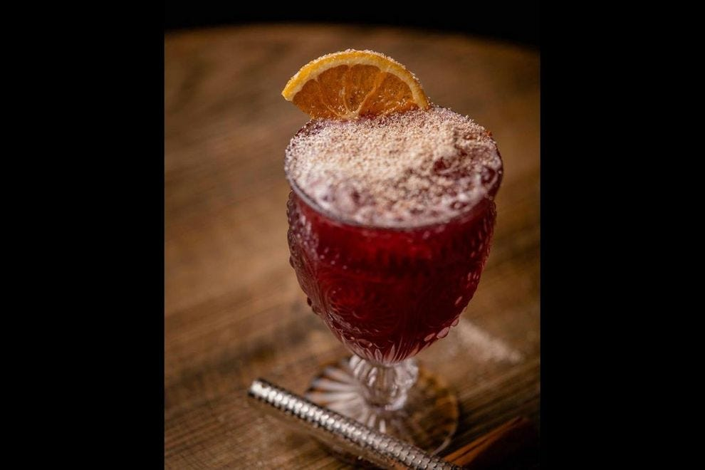 You need to try the most festive winter cocktails in every