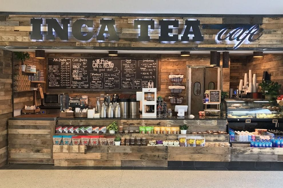 Best Airport Grab And Go Dining Winners 2018 10best Readers