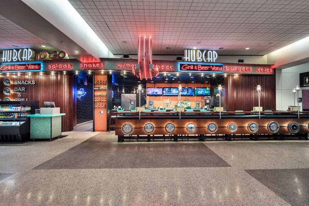 Best Airport Local / Regional Dining Winners: 2018 10Best