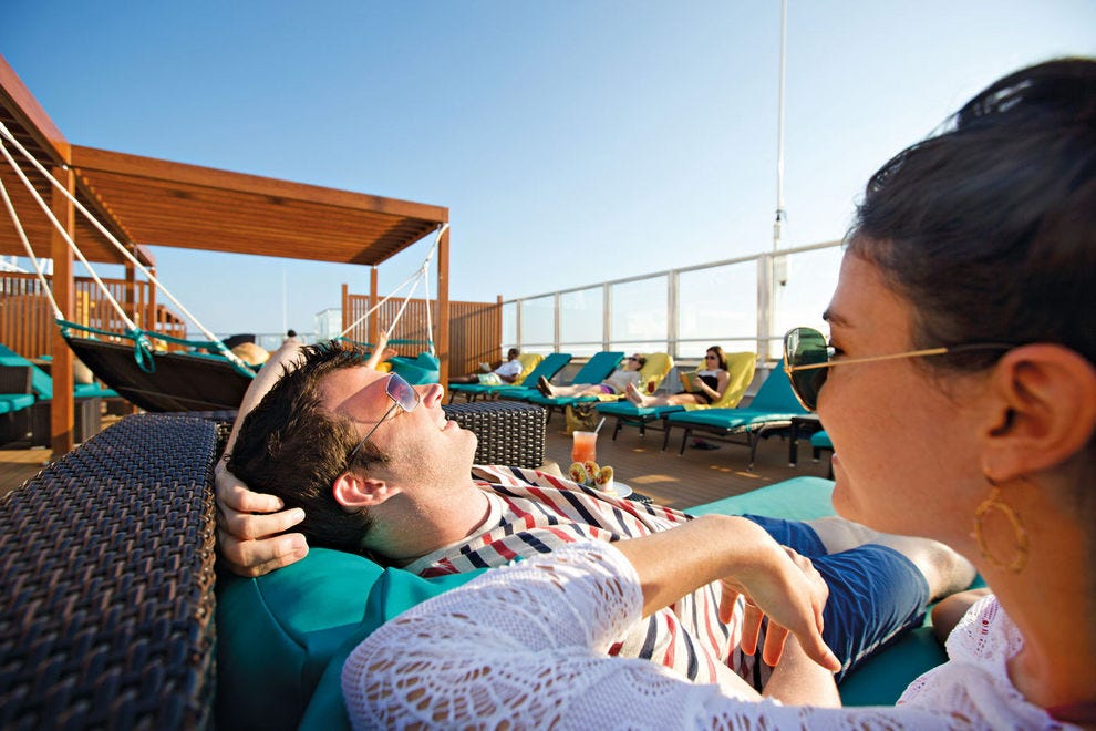 You'd be hard-pressed to feel bored on a Carnival Fun Ship