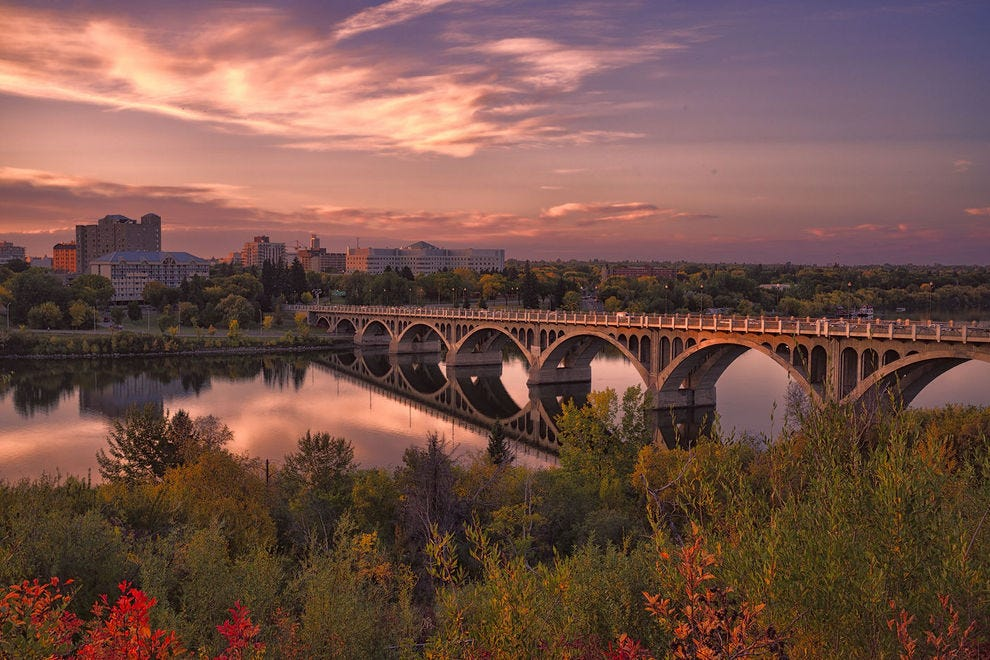 Why you need to visit Saskatoon, the Paris of the Prairies