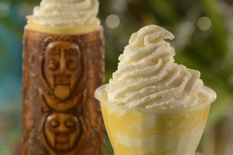 Did you know Dole Whip is both vegan and gluten-free?
