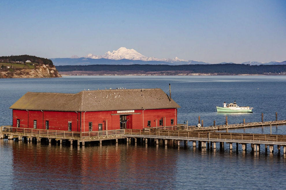 Why the islands of the Pacific Northwest are fantastic in the off-season