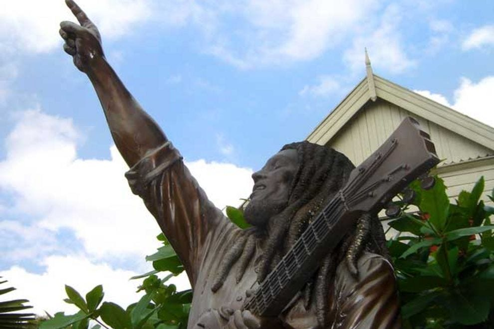The Bob Marley Museum