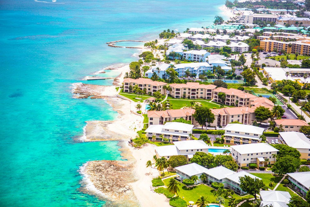 Vote for the best resort in the Caribbean