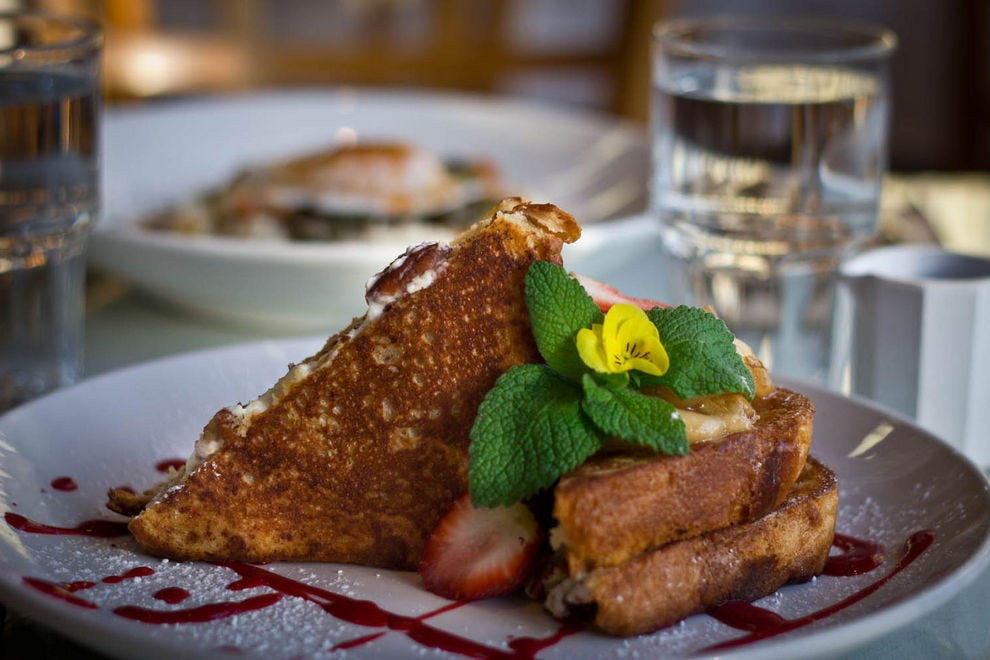 """Doe Bay Café proudly claims to celebrate """"the unique seasonality, flavor and freshness of Orcas Island farms, foragers and fishermen"""""""