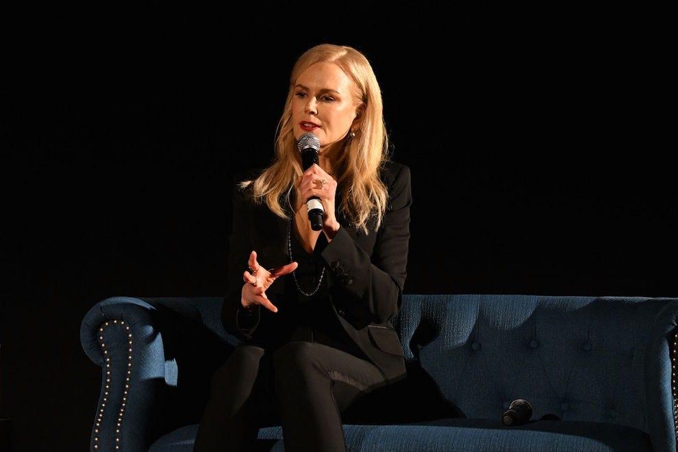 Nicole Kidman at AFI Fest