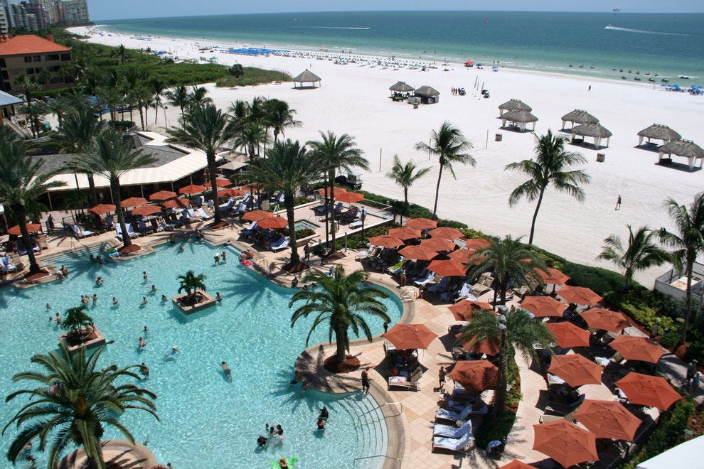 Jw Marriott Marco Island Beach Resort Naples Hotels Review 10best