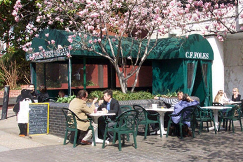 C f folks washington restaurants review 10best experts for American cuisine restaurants in dc