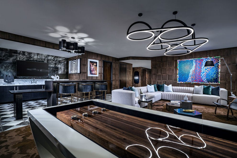 View Penthouse Suite at Palms Casino Resort