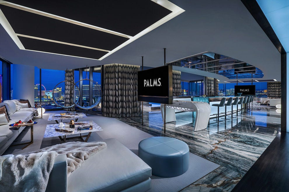 One-Story Sky Villa at Palms Casino Resort