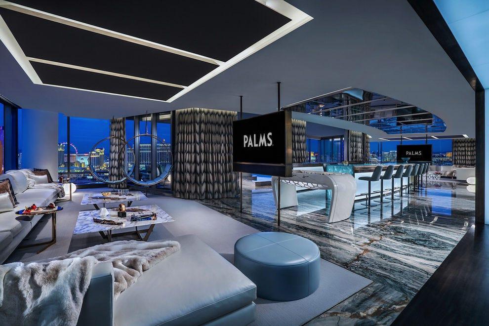 One-Story Sky Villa at Palms Casino Resort