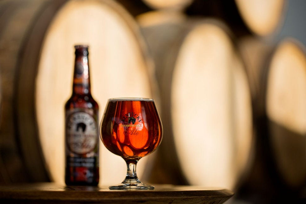 Forget bourbon. Did you know Kentucky has its own beer trail?