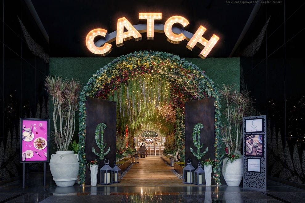 CATCH at ARIA Resort & Casino