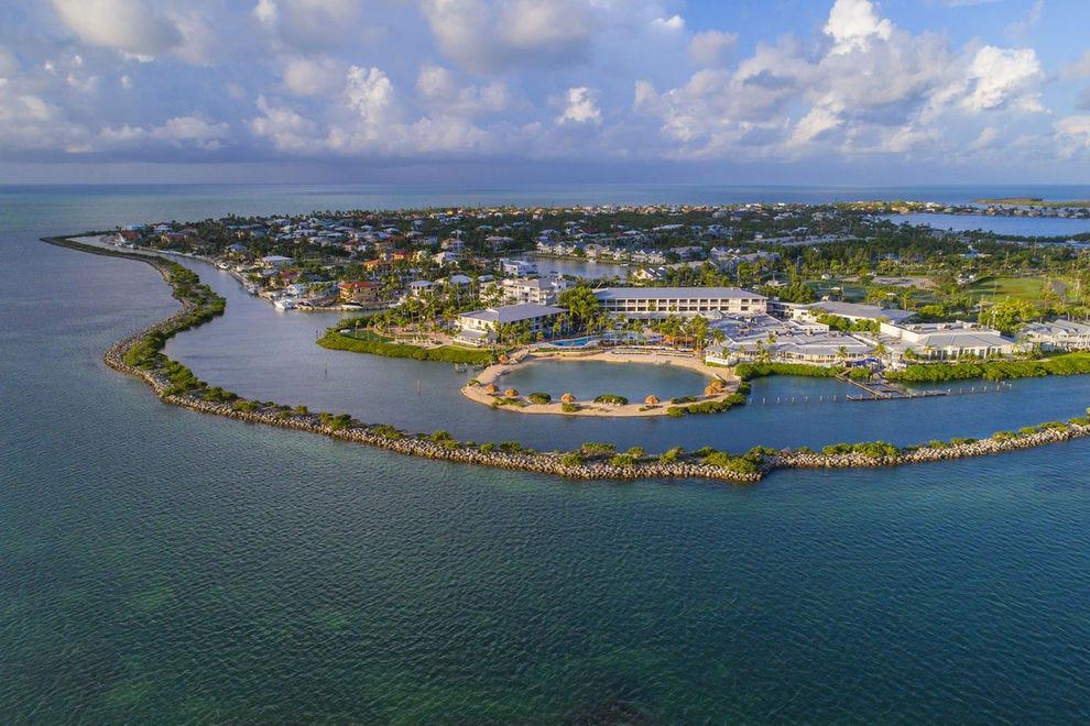 This Florida resort got a new beginning after Irma