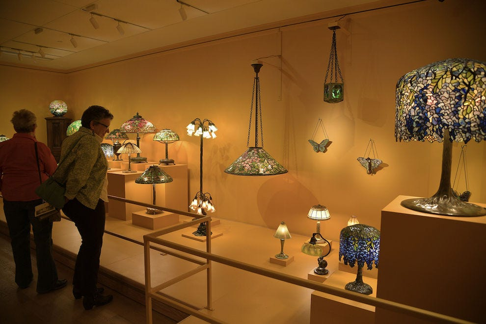 Explore the world's most comprehensive collection of the works of Louis Comfort Tiffany at Morse Museum