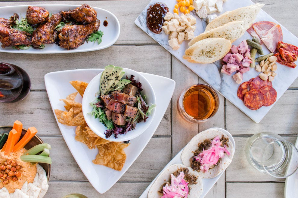 You may want to order one of everything at The Social on 83rd