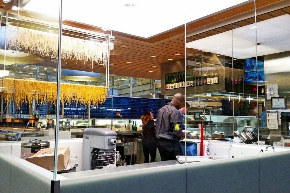 Local flavors shine at this winning airport