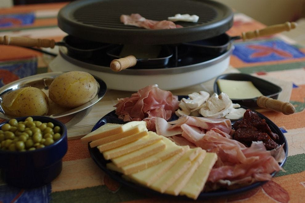 Everything you need to know about raclette