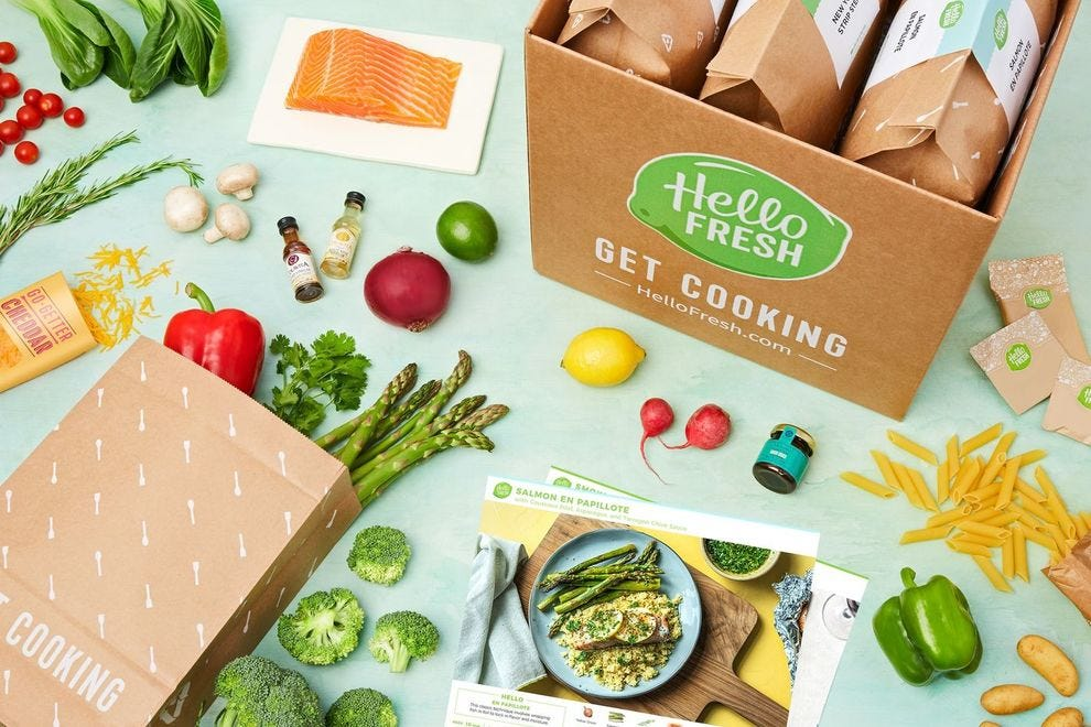 Best Meal Delivery Service Winners: 2019 10Best Readers