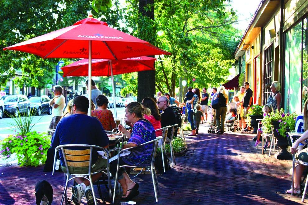 Collingswood has a beautiful, bustling food scene