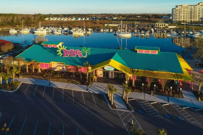 Restaurants In Myrtle Beach
