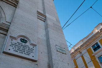 Historic sites in Lisbon, places to visit for their cultural significance.