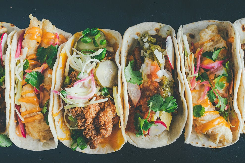 Who wouldn't want all the tacos at Taco Lina's?