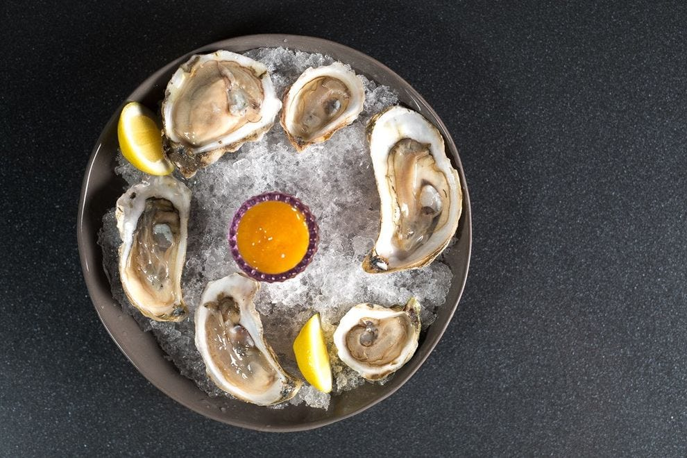 Rebelle Oysters