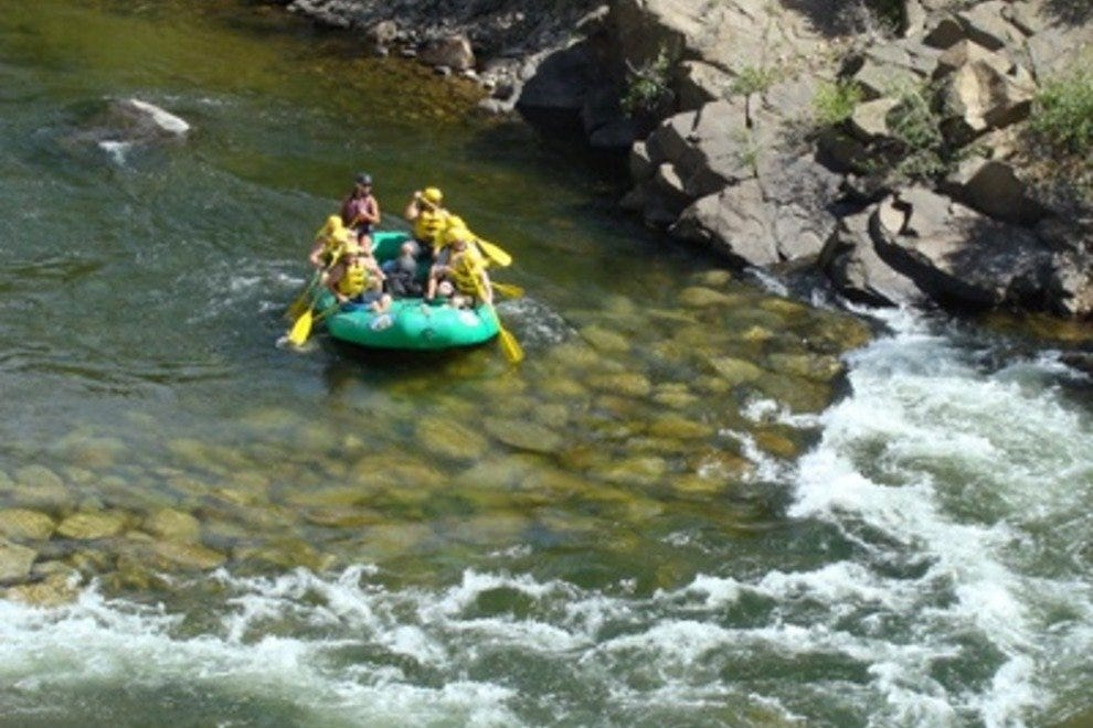 Wilderness Aware Rafting
