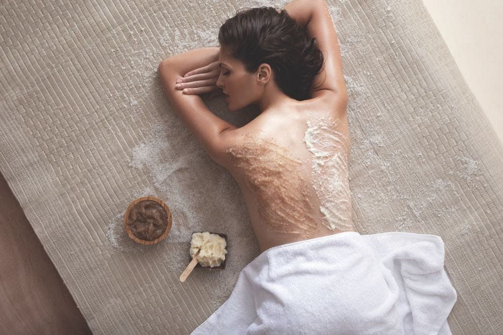Indulge in a healing Dead Sea treatment at the Inbal Jerusalem