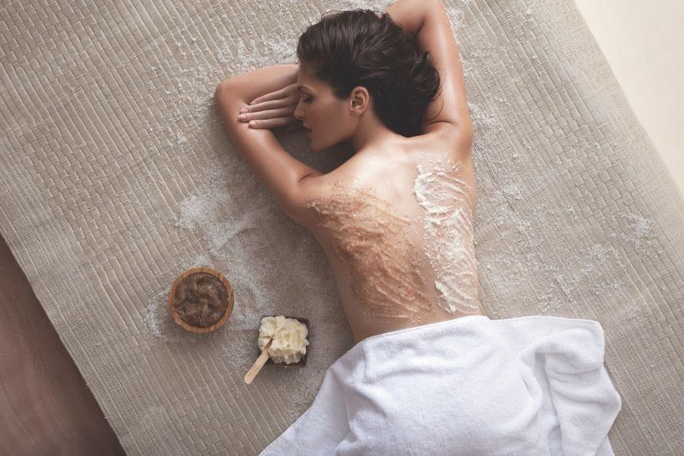 Indulge in a healing Dead Sea treatment at the Inbal Jerusalem