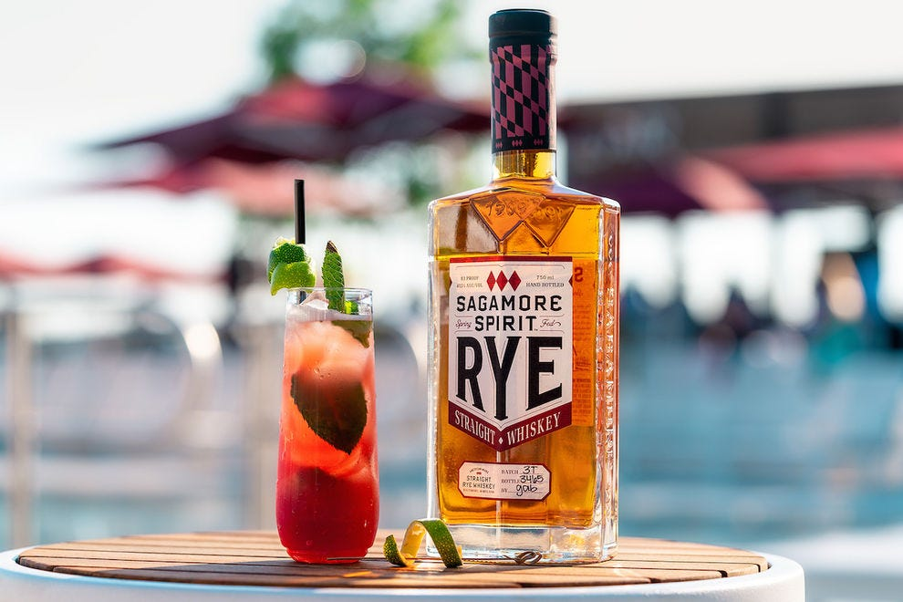 Taste the history of rye whiskey at Sagamore Pendry Baltimore