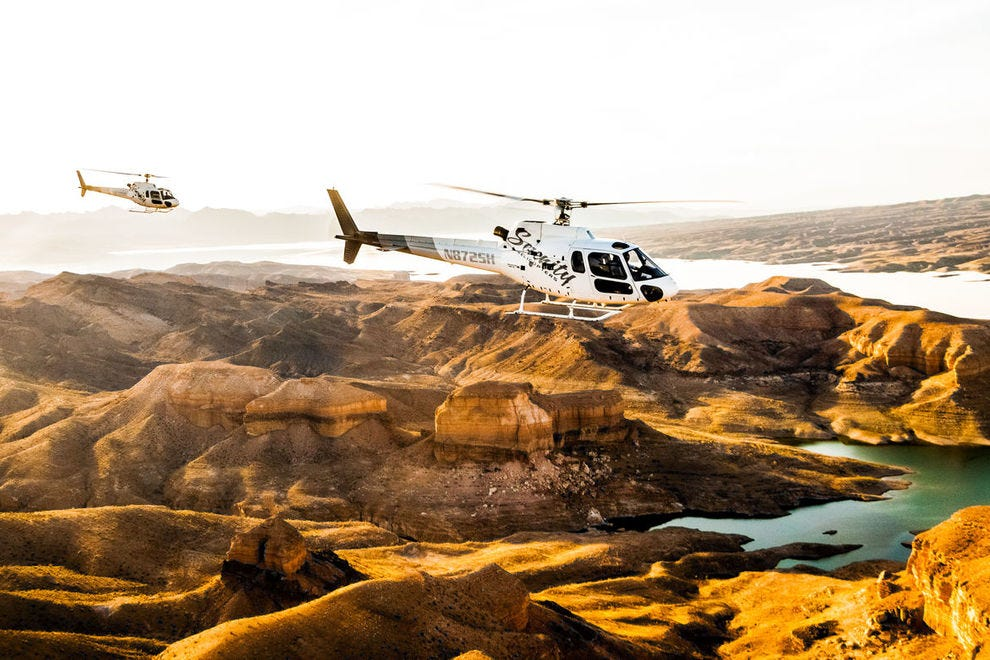 Serenity Helicopter Tours