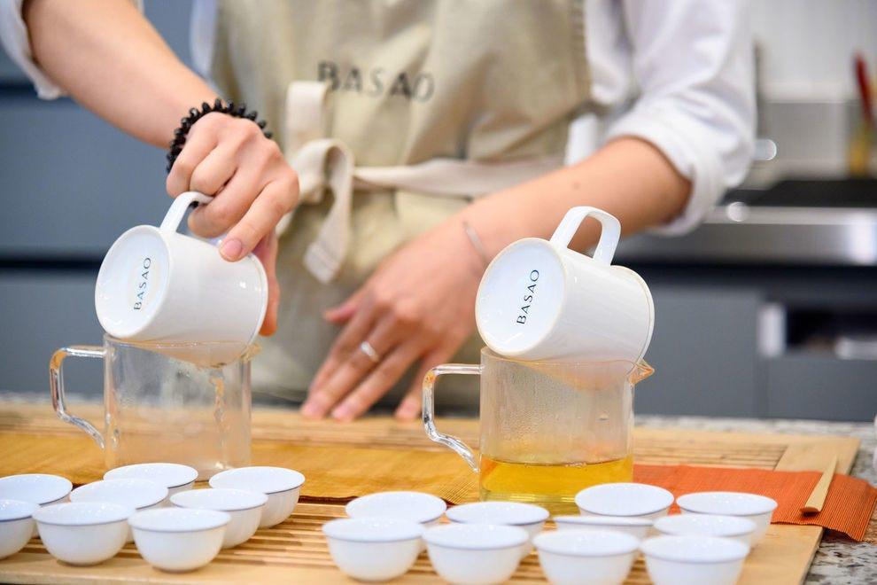 "BASAO serves ""single-origin clean grown green, oolong and black teas from exceptional tea gardens across Asia"""