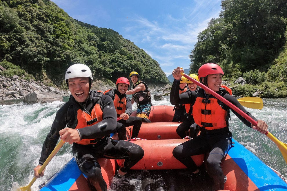 Vote for your favorite white water rafting company