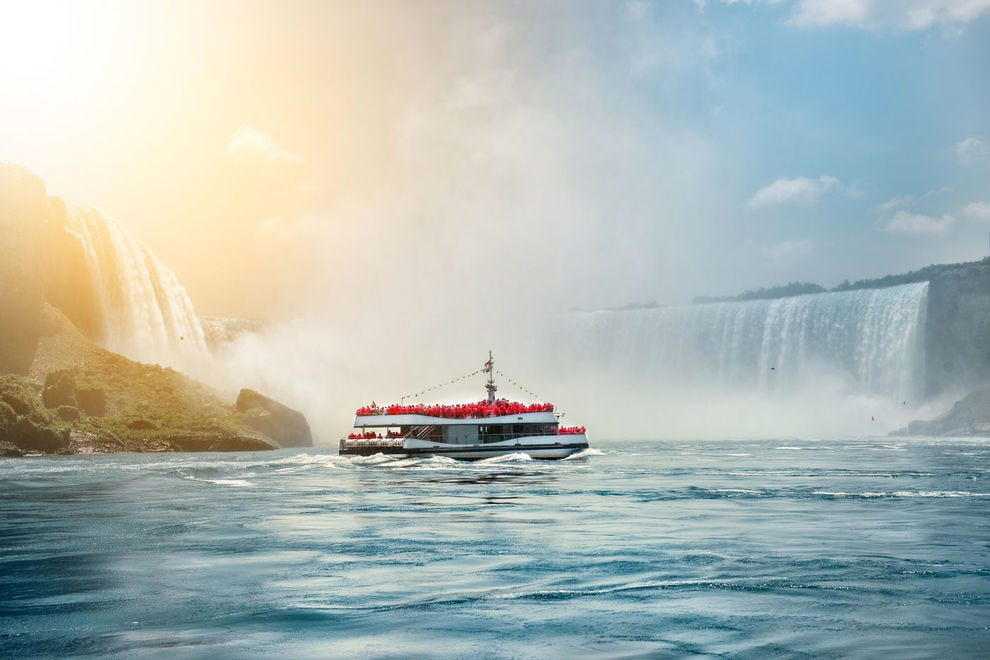 Vote for your favorite boat tour in North America