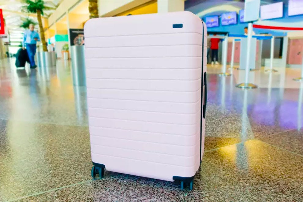 The Large Away Suitcase