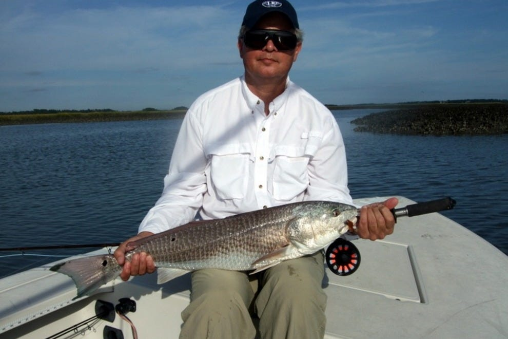 Charleston charter fishing charleston attractions review for Charleston fly fishing