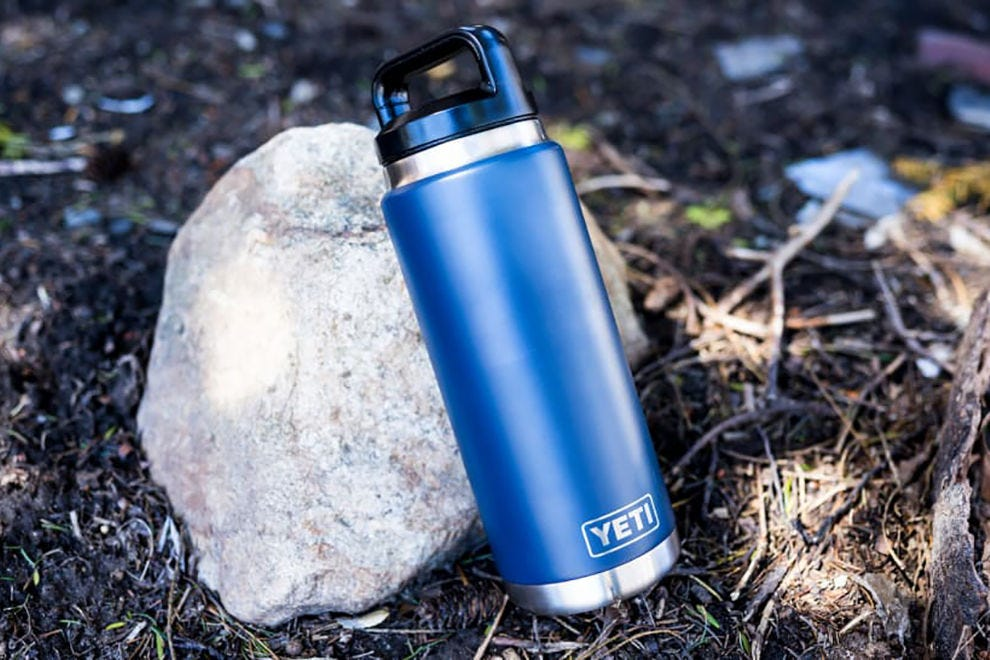 Stainless Steel Water Bottle Vacuum Insulated Thermos Cup Travel Mug w//Filter AU