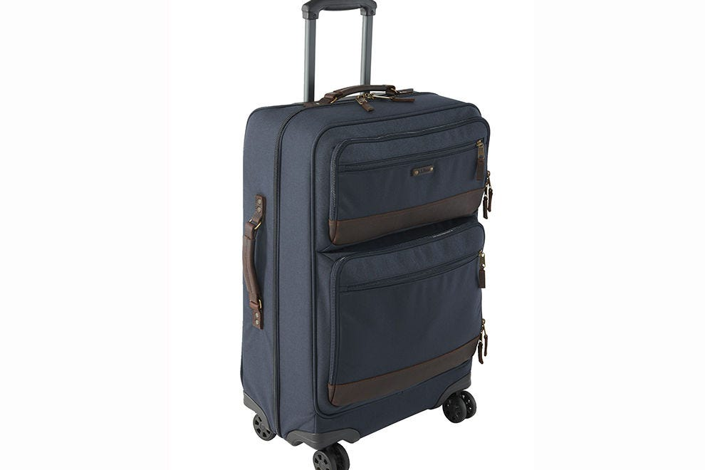 L.L. Bean Sportsman's Expandable Rolling Pullman, Extra-Large