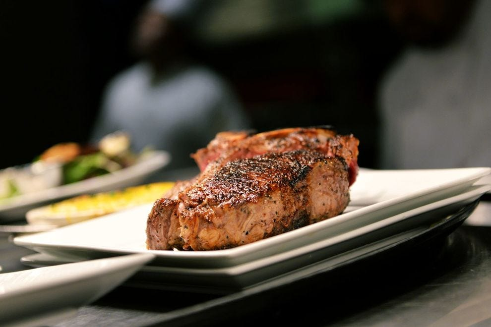 Killen's is a go-to for classic and refined Texan steaks