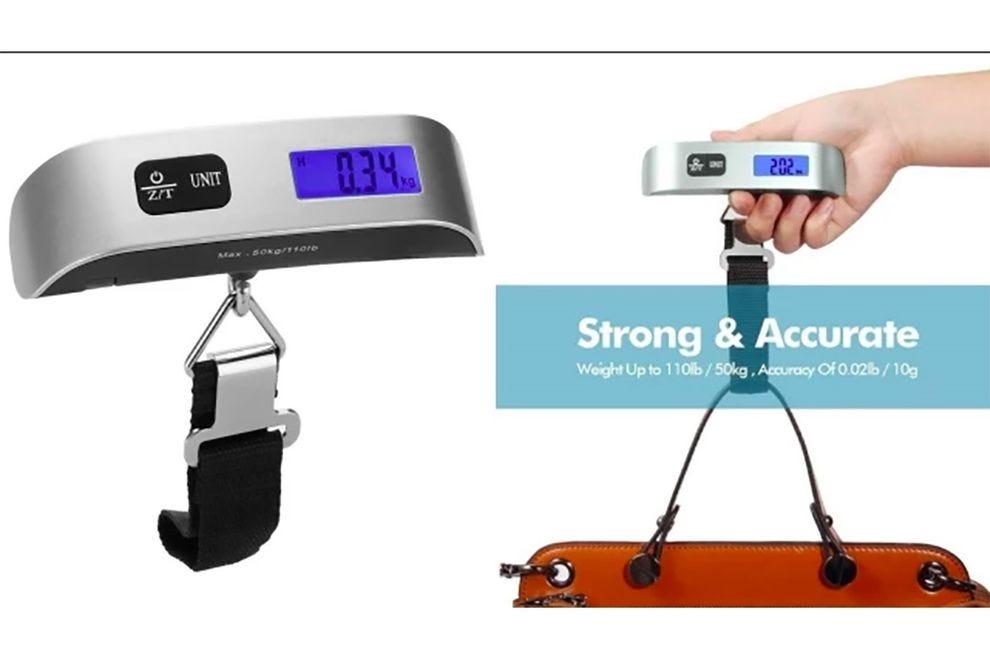 Dr. Meter Digital Luggage Scale