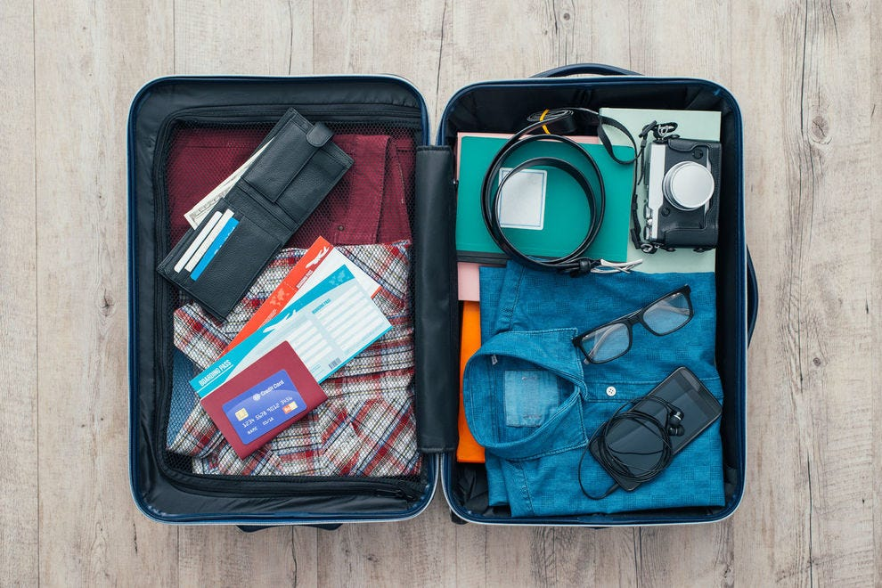 Stay organized and carefree while traveling